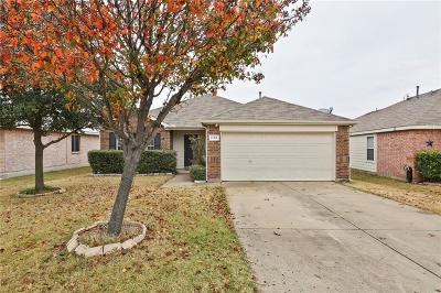 Forney Single Family Home For Sale: 1136 Singletree Drive
