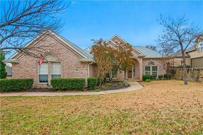 Denton County Single Family Home For Sale: 3207 Shadow Wood Circle