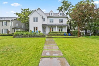 University Park, Highland Park Single Family Home For Sale: 2904 Bryn Mawr Drive