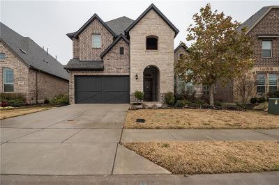 Lewisville Single Family Home For Sale: 205 Ridgewood Drive