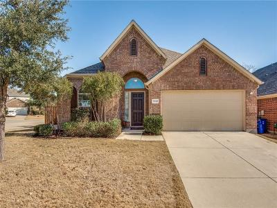 Collin County Single Family Home For Sale: 2532 Gold Rush Drive