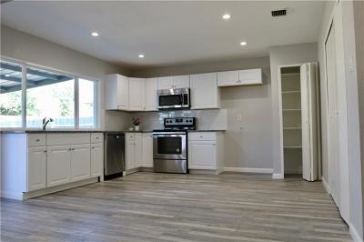 Garland Single Family Home Active Option Contract: 2706 Roman Way