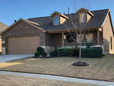 Celina Single Family Home For Sale: 1413 Caruth