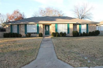 Allen Single Family Home For Sale: 703 Cypress Drive