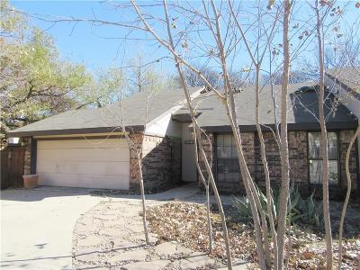 Flower Mound Townhouse Active Option Contract: 4210 John Court