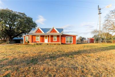 Hood County Farm & Ranch For Sale: 11402 Brock Highway