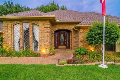 Lucas Single Family Home Active Option Contract: 900 Riva Ridge