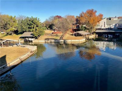 Azle Condo For Sale: 672 Harbor Drive