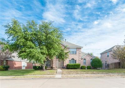 McKinney Single Family Home Active Option Contract: 2621 Cheverny Drive