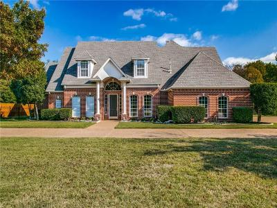 Southlake, Westlake, Trophy Club Single Family Home For Sale: 1007 Southlake Hills Drive