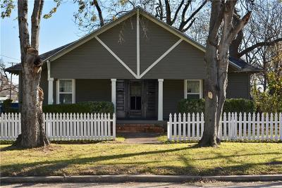 Terrell Multi Family Home For Sale: 308 N Catherine Street