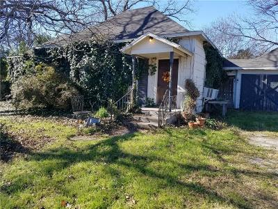 Comanche Single Family Home For Sale: 505 N Ross Street