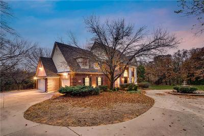 Grapevine Single Family Home For Sale: 3210 Wintergreen Terrace