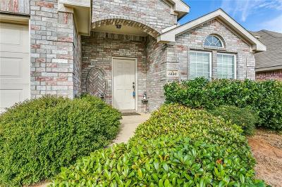 Crowley Single Family Home For Sale: 1220 Boxwood Drive