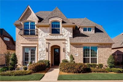 Southlake, Westlake, Trophy Club Single Family Home For Sale: 1512 Le Mans Lane