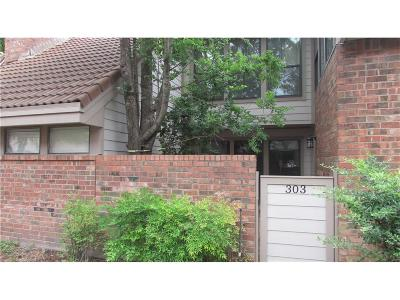 Dallas Condo For Sale: 18240 Midway Road #303