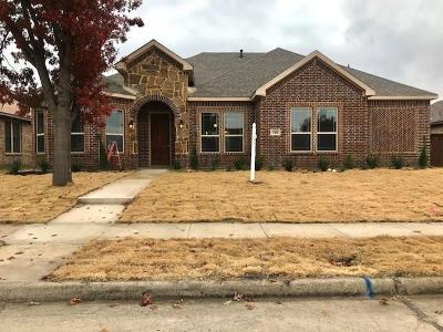 Rowlett Single Family Home For Sale: 7406 Harbor Drive