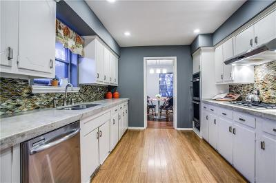 Single Family Home For Sale: 9838 Broken Bow Road