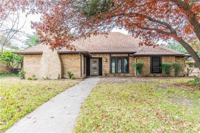 Single Family Home For Sale: 2509 Lawndale Drive