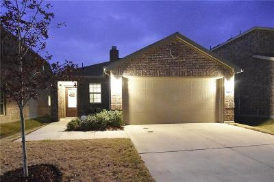 Aubrey Single Family Home Active Option Contract: 8821 Tenderfoot Lane