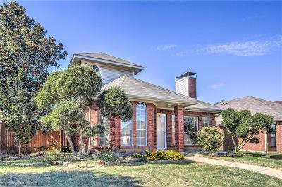 Lewisville Single Family Home For Sale: 1716 Creekway Drive