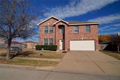 Single Family Home For Sale: 8015 Stowe Springs Lane
