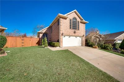 Carrollton Single Family Home For Sale: 1720 Park Heights Circle
