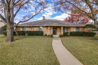 Garland Single Family Home Active Option Contract: 1209 O Shannon Lane