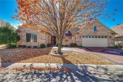 Denton Single Family Home Active Option Contract: 11309 Brandon Drive