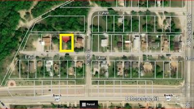Parker County, Tarrant County, Wise County Residential Lots & Land For Sale: 1469 Avenue E