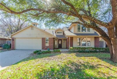 Flower Mound Single Family Home For Sale: 4833 Briarcreek Drive