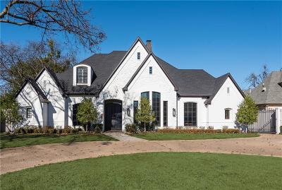 Dallas Single Family Home For Sale: 6307 Park Lane