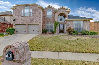 Arlington Single Family Home For Sale: 7400 Quail Ridge Drive