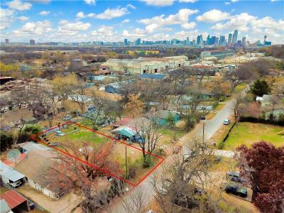 Dallas County Residential Lots & Land For Sale: 1839 Pollard Street
