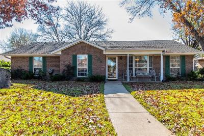 Waxahachie Single Family Home For Sale: 208 Iroquois Lane