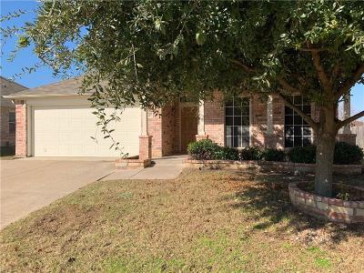 Arlington TX Single Family Home For Sale: $210,000