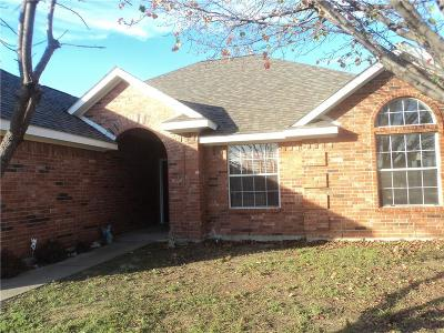 Corinth Single Family Home For Sale: 2506 Hillside Drive