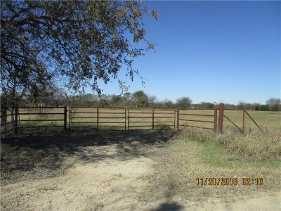 Angus, Barry, Blooming Grove, Chatfield, Corsicana, Dawson, Emhouse, Eureka, Frost, Hubbard, Kerens, Mildred, Navarro, No City, Powell, Purdon, Rice, Richland, Streetman, Wortham Farm & Ranch For Sale: 155 Ac NE County Road 2160