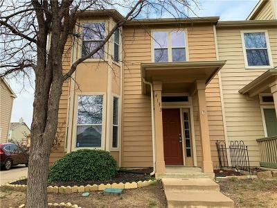 Fort Worth Townhouse For Sale: 4133 Macy Lane