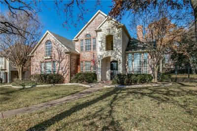 Southlake, Westlake, Trophy Club Single Family Home For Sale: 1312 Burgundy Court