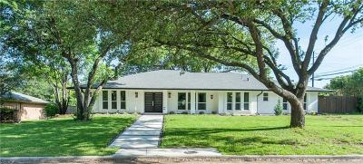 Dallas Single Family Home For Sale: 3706 Pallos Verdas Drive