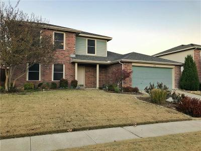 Mckinney Single Family Home Active Option Contract: 2508 Sierra Drive