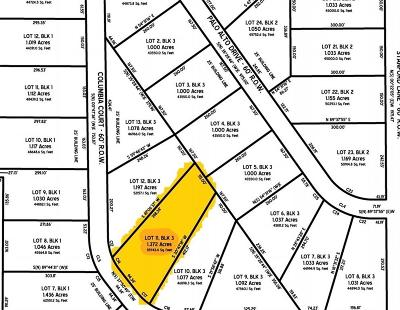 Parker County Residential Lots & Land For Sale: Columbia Court