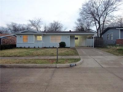 Single Family Home For Sale: 4416 Carol Avenue