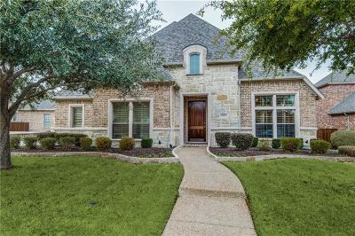 McKinney Single Family Home Active Contingent: 8604 Grand Haven Lane