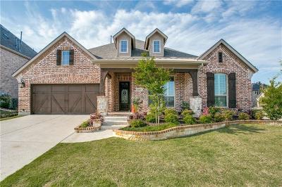 Frisco Single Family Home For Sale: 11807 Burnt Prairie Lane