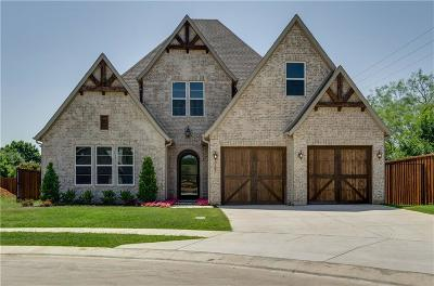 Grapevine Single Family Home For Sale: 902 Vintners Court