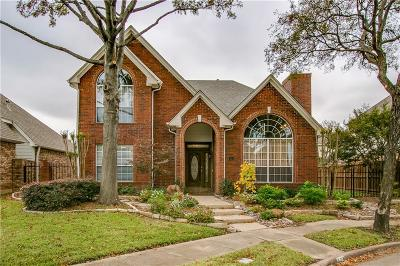 Irving Single Family Home For Sale: 404 Dakota Trail