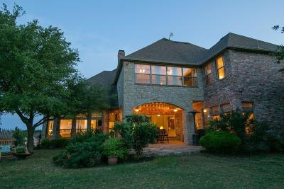 Benbrook Single Family Home Active Kick Out: 8213 Indian Hills Court