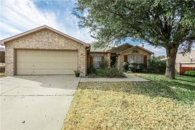 Weatherford Single Family Home Active Option Contract: 213 Cardinal Court